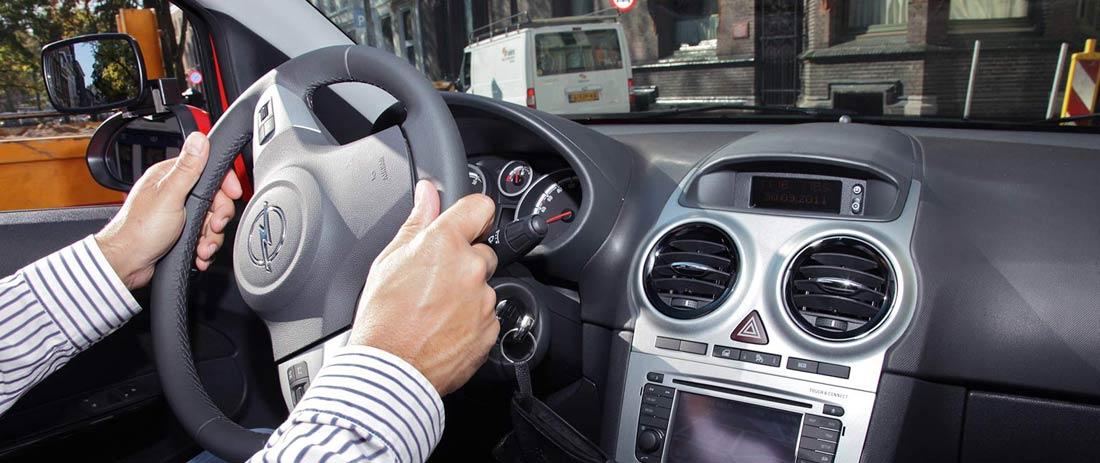 Onderzoek rijvaardigheid Rijbewijs B