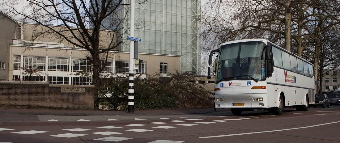 Rijbewijs D Bus