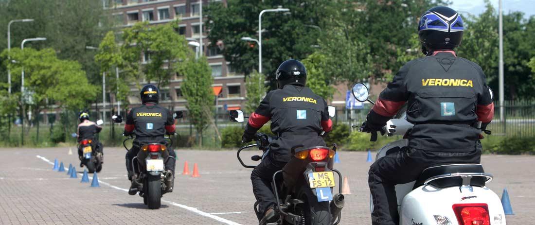 rijbewijs a motor