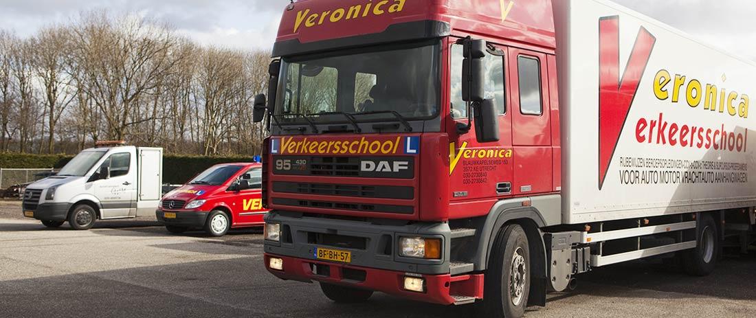 Rijbewijs C vrachtauto